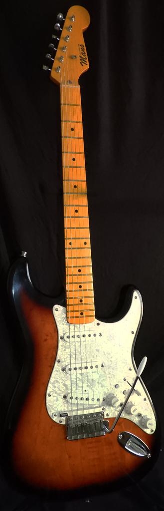 Mans '69 stratocaster